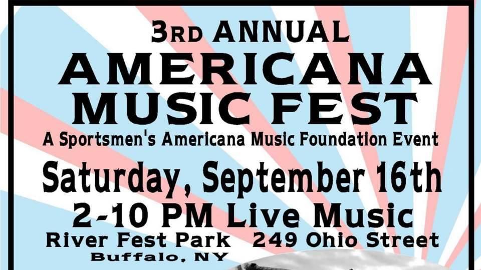 3rd Annual Americana Music Fest