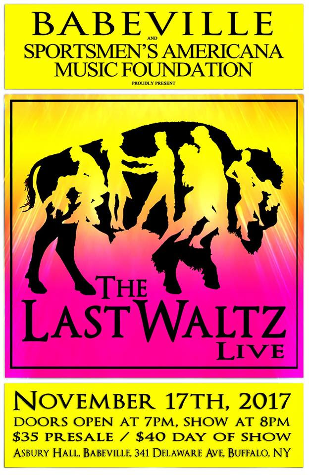 The Last Waltz Live