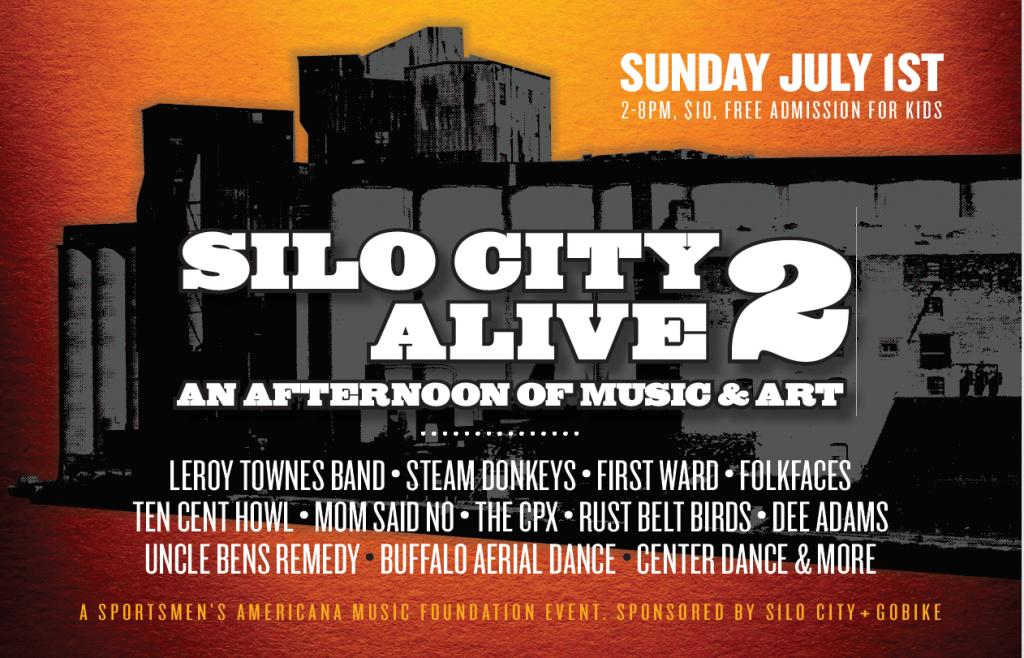 Silo City Alive 2
