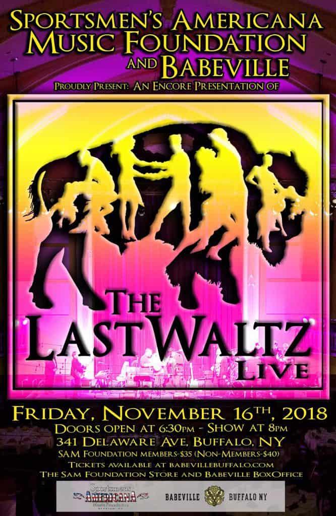 Last Waltz Live 2018
