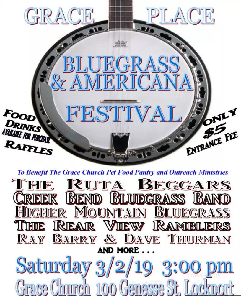 Bluegrass Roundup with Mark Panfil
