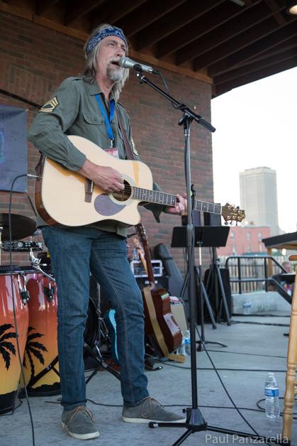 Buckwords: Woodstock in the city