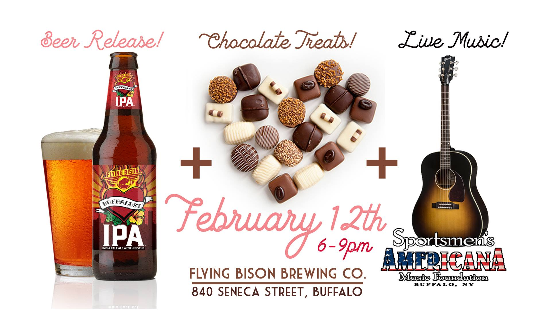 Coming Events: Beer & Chocolate, Szelestfest, etc.