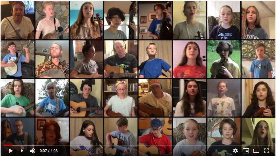 Bluegrass Roundup: August 2020