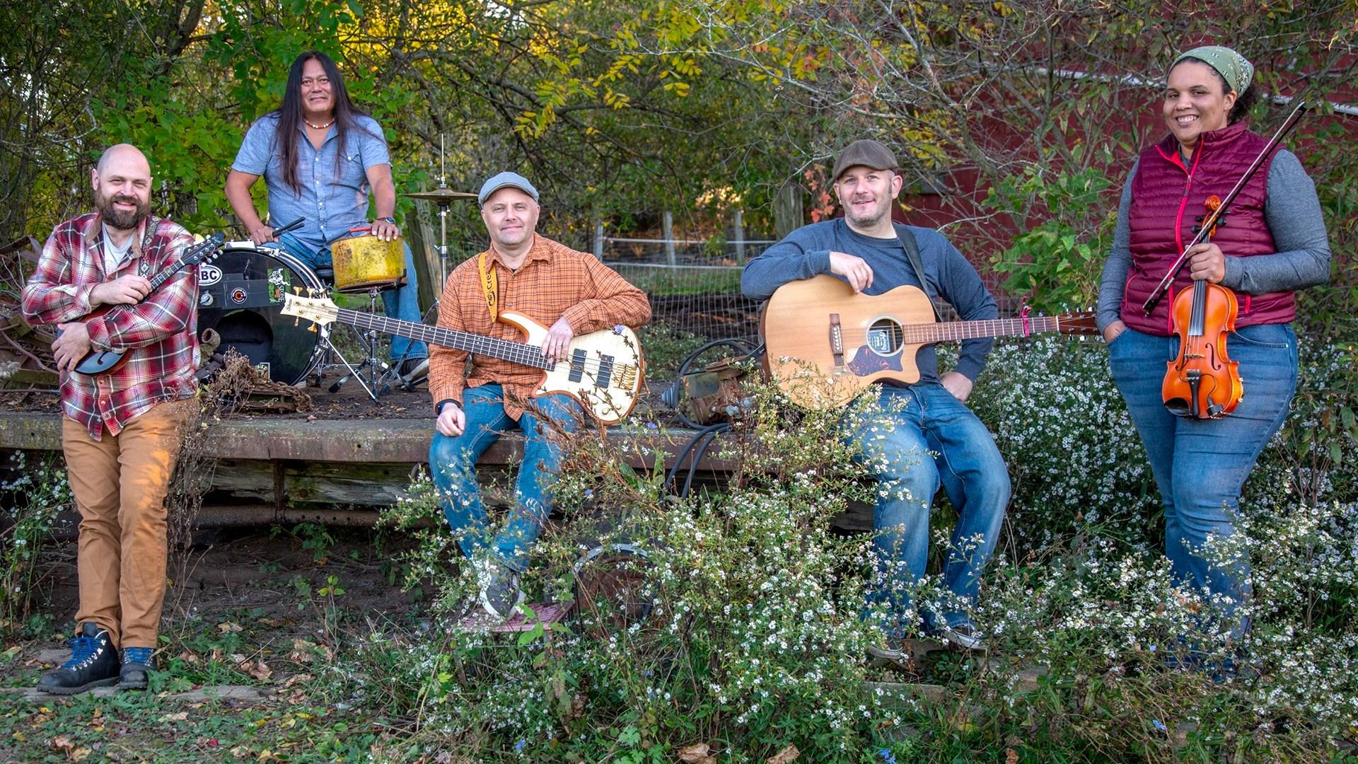 Bluegrass Roundup: May 2021