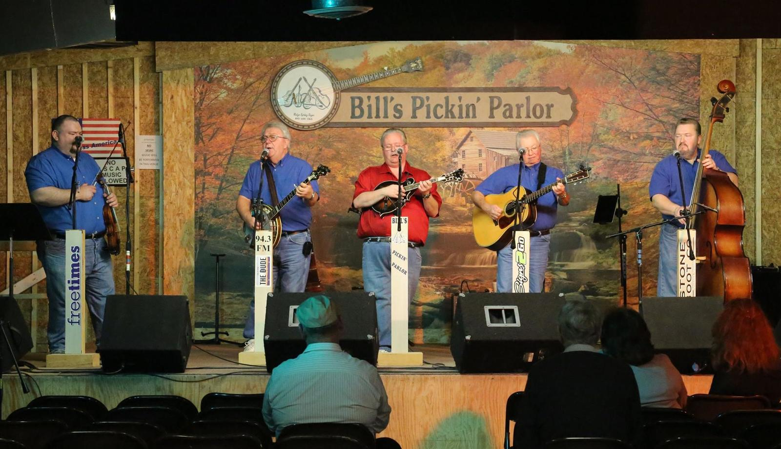 Bluegrass Roundup: Story of a dad