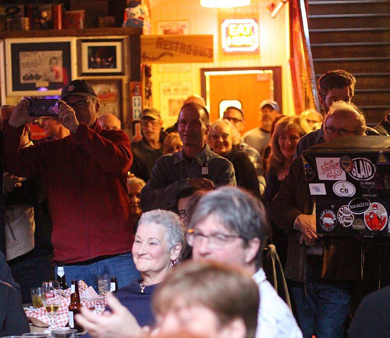 Buckwords: In Praise of Fans of Live Music