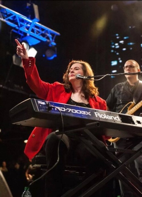 A conversation with Linda Gail Lewis