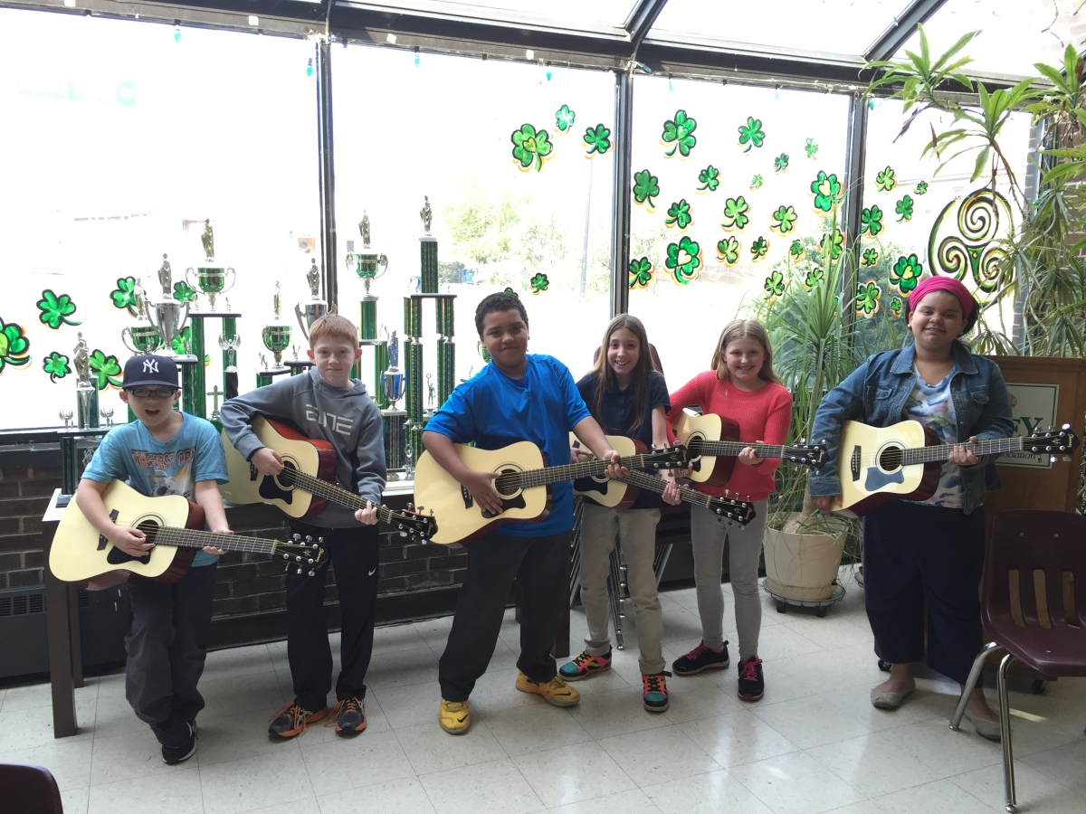 Guitar Club For Kids